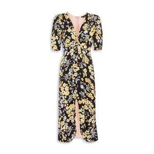 BNWT Topshop Floral Dress- US4/UK8
